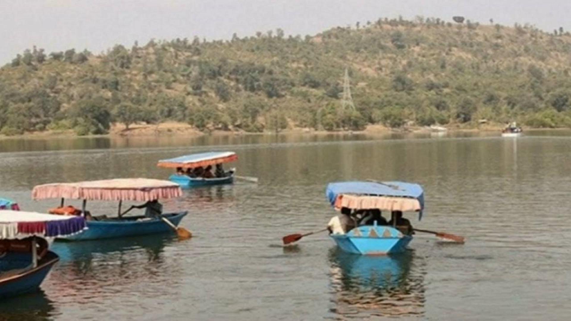 Dudhni Lake Silvassa