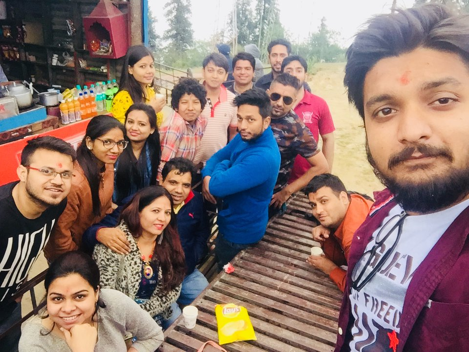 A visit to Dhanauti