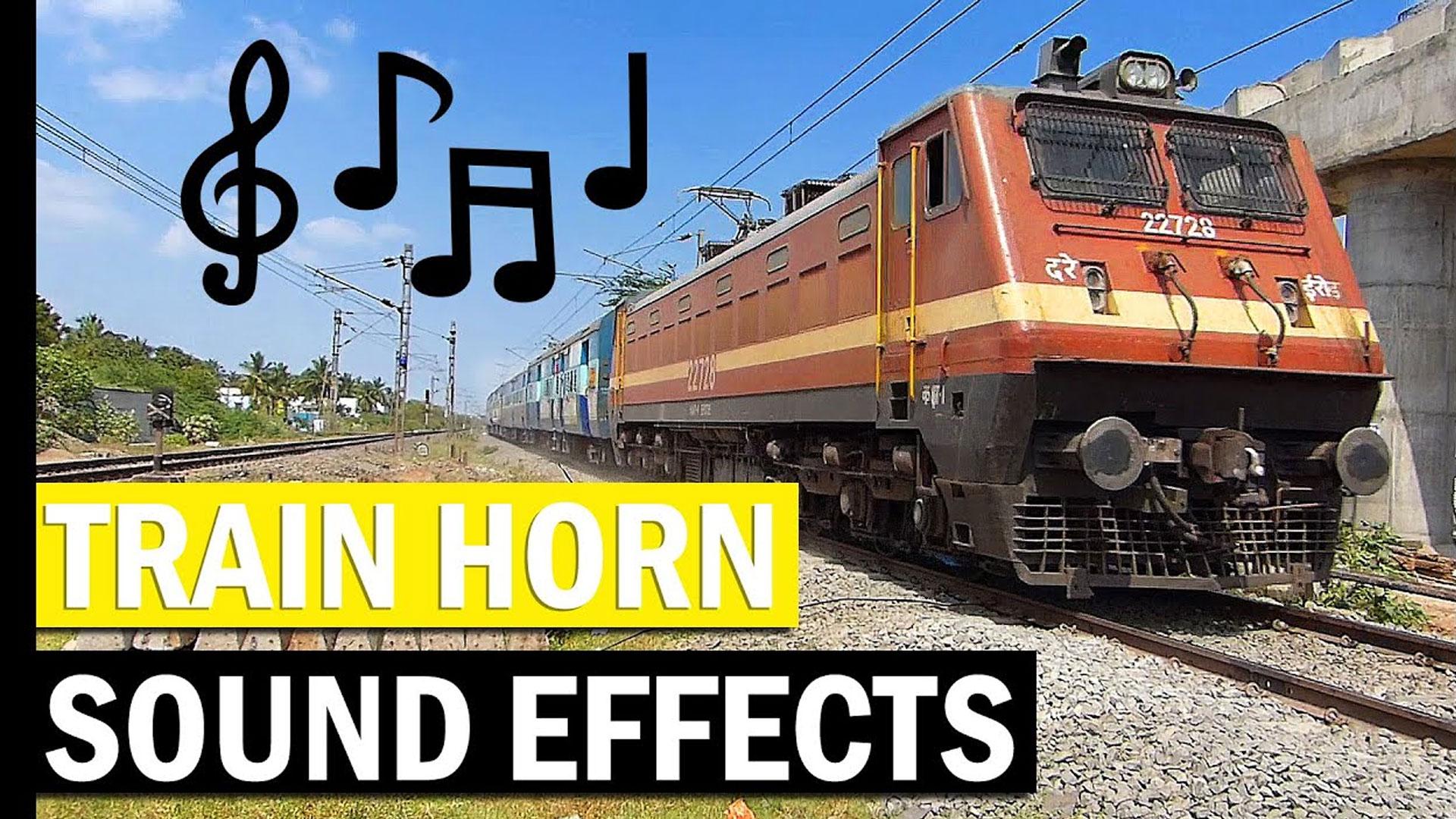 Train-horns