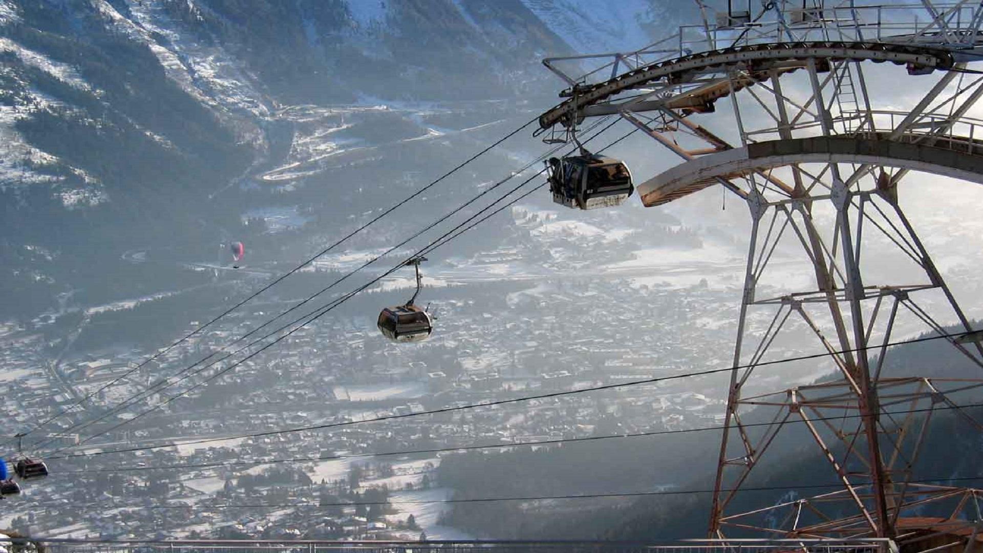 Himachal Pradesh to get two ropeways