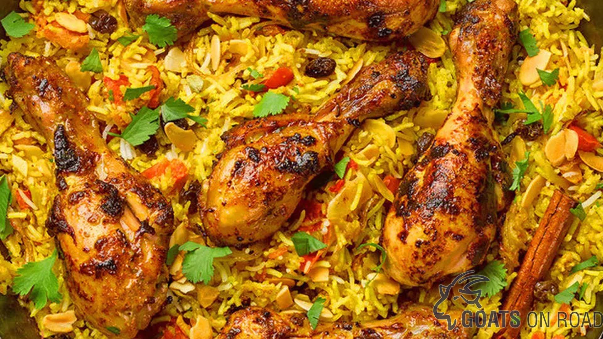 Lucknow Chicken