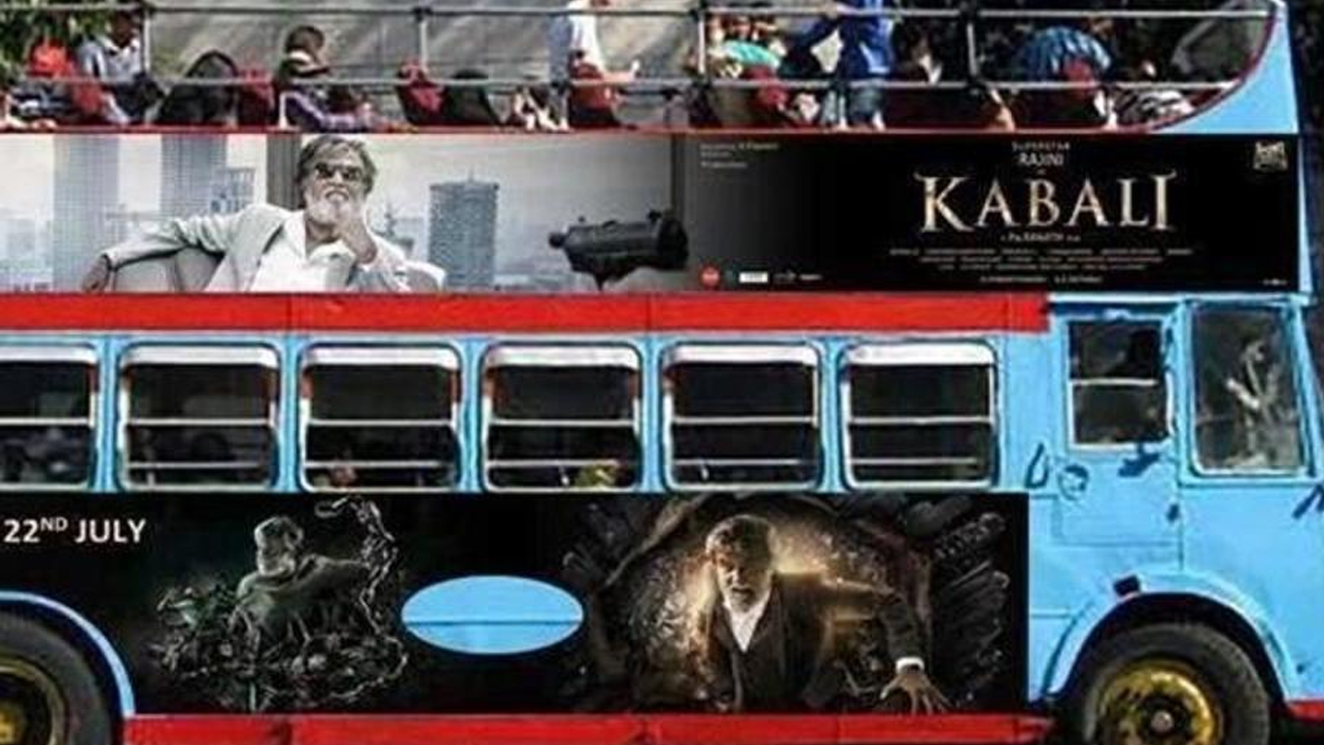 Open Deck Buses Delhi