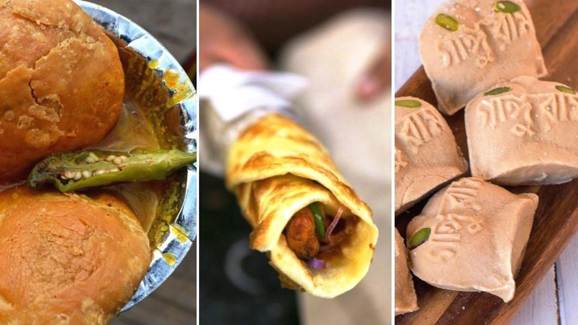 Street Food Kolkata
