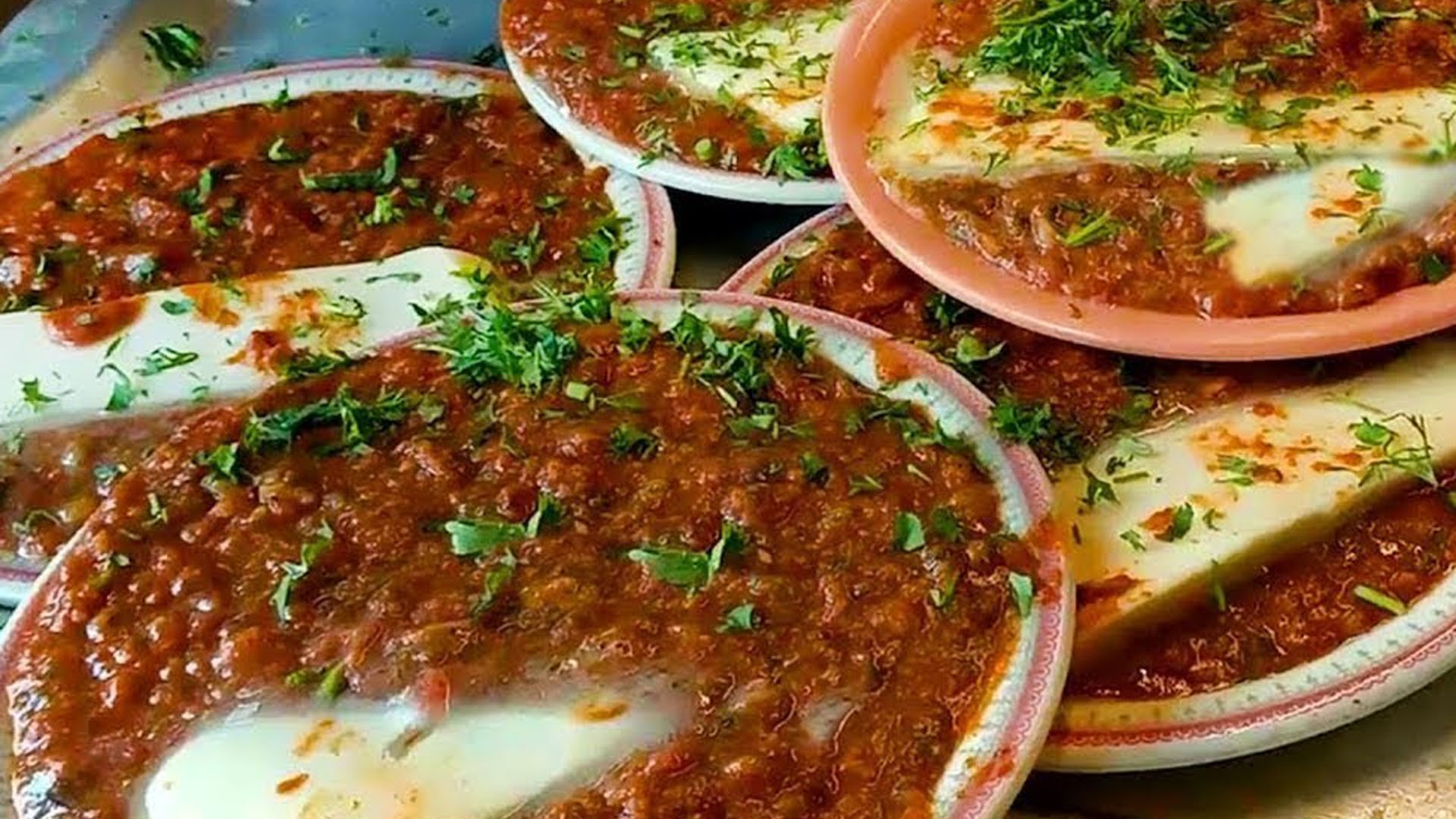 Places in Mumbai for Pav Bhaji